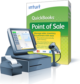 QuickBooks Point Of Sale cloud computing