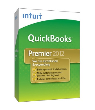 QuickBooks 2012 Is ready